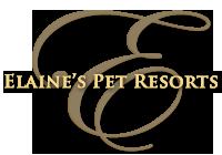 Thank You Elaine's Pet Resorts!